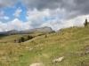 Nei pressi di Passo Rolle